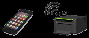 Smartbox mit dem Smartphone verbinden und Fotos ausdrucken