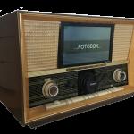 Bild von Retro Fotobox (Kapsch Radio)